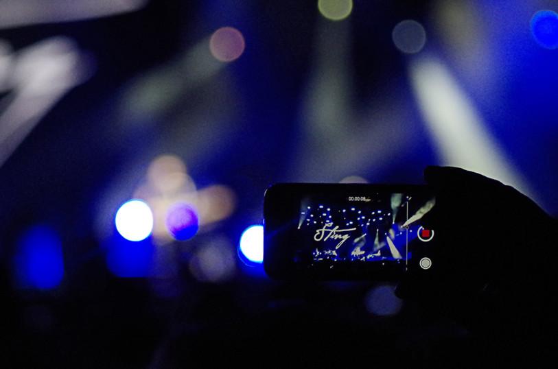 Sting nuit de l'erdre 2012