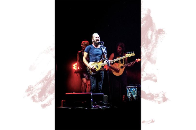 Sting festival nuit de l'Erdre 2015
