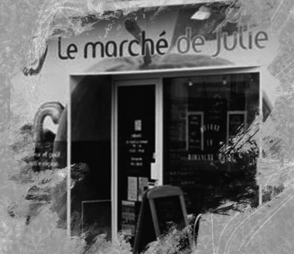 Le marché de Julie, épicerie