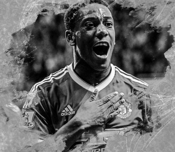 Manchester United – Anthony Martial