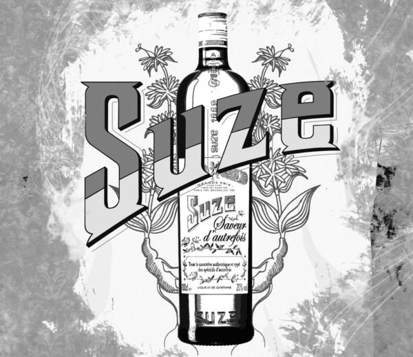 """Suze """"saveur d'autrefois"""""""