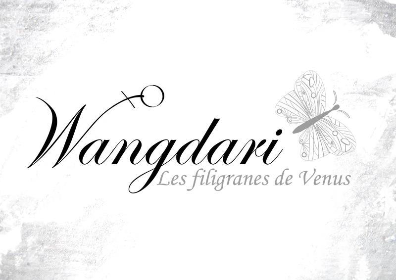 Logo Wangdari bijoux
