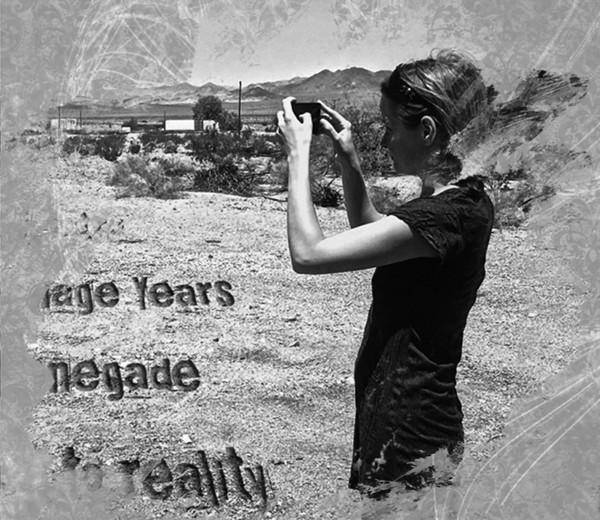 Jaquette CD EP – Risen Eve