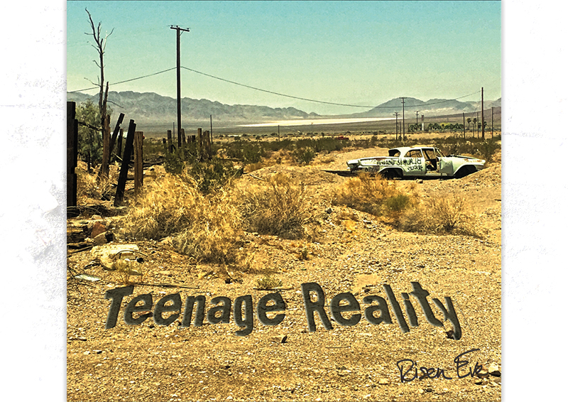 CD Teenage reality Risen EVE